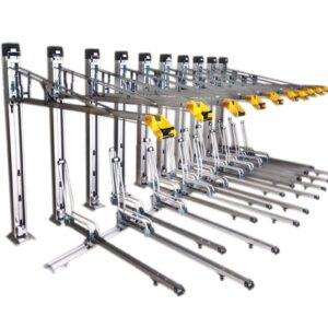 UX21 Hydraulic Lift Assist Bike Rack