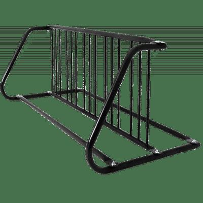 GR10 double sided street sidewalk grid bicycle bike rack